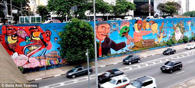 Murais da 23 de maio